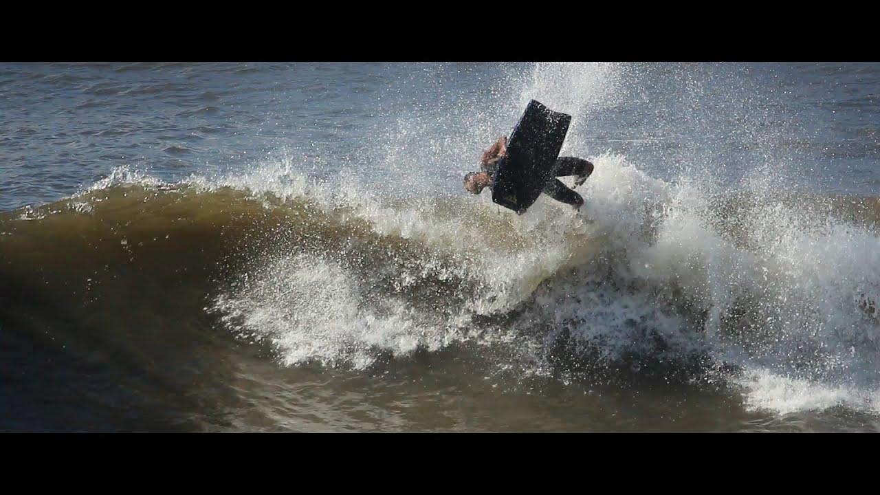 Valdomiro Mirinho- Brazilian Profissional Bodyboarder - Short Clip #2