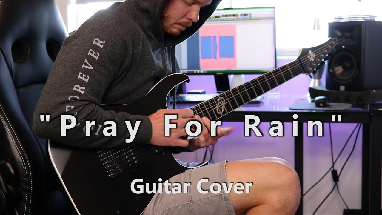 Download POLARIS - Pray For Rain   Guitar Cover