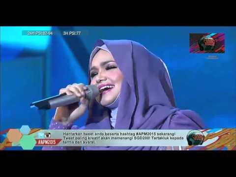 (APM2015) Dato' Siti Nurhaliza & Cakra Khan - Seluruh Cinta