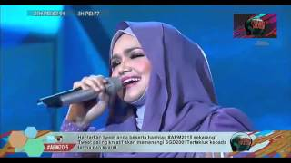 Download Video (APM2015) Dato' Siti Nurhaliza & Cakra Khan - Seluruh Cinta MP3 3GP MP4