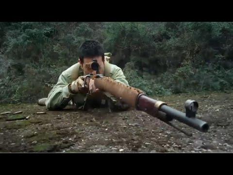 特種兵深入敵後,和日軍正面對決,狙擊手大發神威