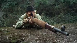The Chinese special forces went deep behind the enemy line and confronted the Japanese army.