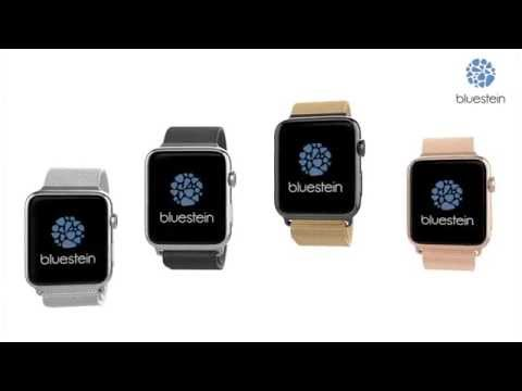 Bluestein Milanaise Wrist Band for Apple Watch