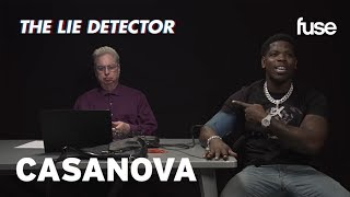Casanova Takes a Lie Detector Test: Does He Google Himself?