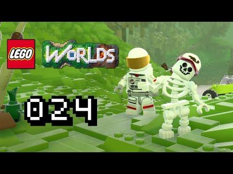 MULTIPLAYER / ONLINE Mit EUCH !! - Let's Play Lego Worlds Gameplay #024 [Deutsch] [60FPS]