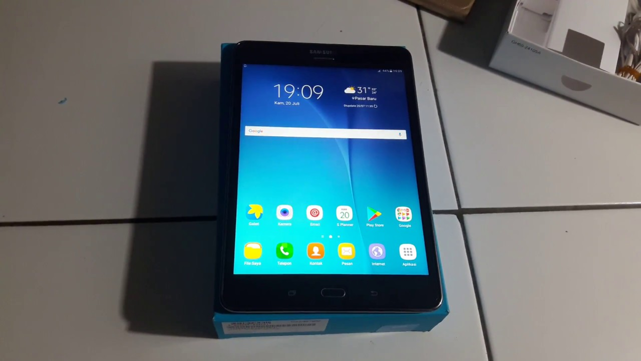 Jual Samsung Galaxy Tab A8 Inc With S Pen LTE Original