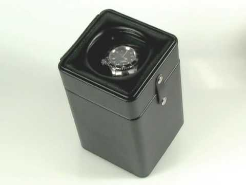 Ww 121 Automatic Watch Winder Youtube
