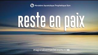 RESTE EN PAIX