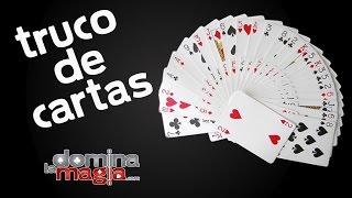 Aprender truco de magia - Magia con Cartas - Domina La Magia