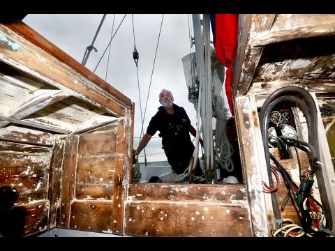 My Classic Boat. Sir  Robin Knox-Johnston.  Racing with Robin