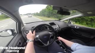 2013 Ford Fiesta 1,6 TDCi 95 Titanium
