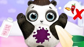 Fun Baby Care Kids Games - Panda Lu Baby Bear Care 2 - Babysitter, Dress Up, Care Games For Kids
