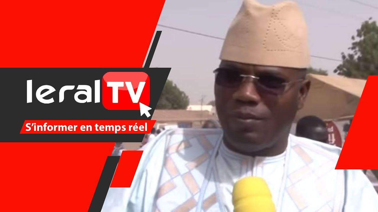 Cheikh Abdou Bara Mbacké Dolly, « Nous avons déjà gagné à Touba »