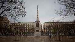 """Keine Prozession, keine Touristen: Ostern als """"Ruin"""" in Malaga"""
