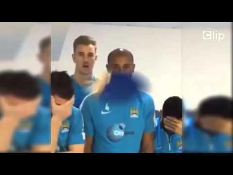 Chế Phản ứng của cầu thủ Man City khi đụng phải Barca tại C1