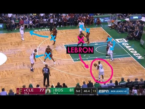 NOBODY IS NOTICING THIS! Why Cavs CAN'T BEAT Celtics