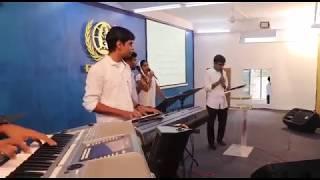 Adavi tharukkalin idayil Sunday morning Worship Elohim Global Worship Centre