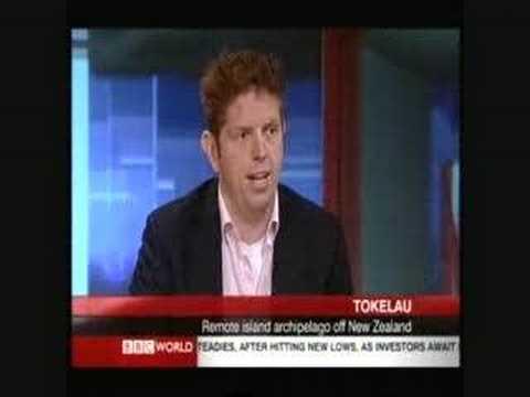 Tokelau on World News