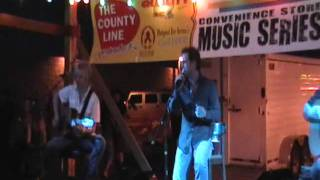 "Steve Holy ""Brand New Girlfriend"" LIVE 6/2/11 @ County Line ABQ"