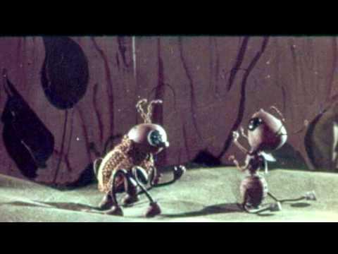 Как муравьишка домой спешил Сказка детям