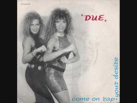 Due Your Desire Italo Disco 1987 Youtube