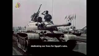 شاهد بالفيديو.. فيلم 'أيام لا تنسى' يعرض الكلمات المؤثرة للرئيس 'السادات' عن حرب 73