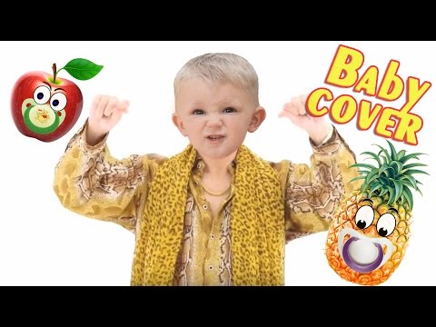 Thumbnail: PPAP song (Pen Pineapple Apple Pen) BABY COVER