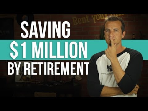 Save 1 Million By Retirement?