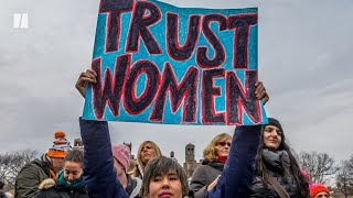 How Trump Trampled Women s Rights