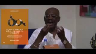 Quand l Africain était l homme noir de l Europe professeur bwemba bong