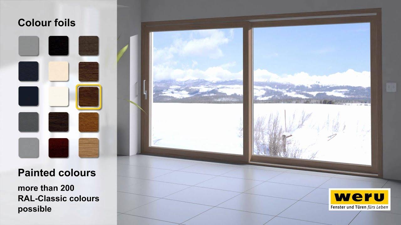 Weru Gmbh Windows And Doors For Life Youtube