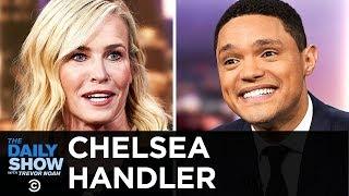 Chelsea Handler – Pouring Heart and Humor into Her New Book - Extended Interview | The Daily Show