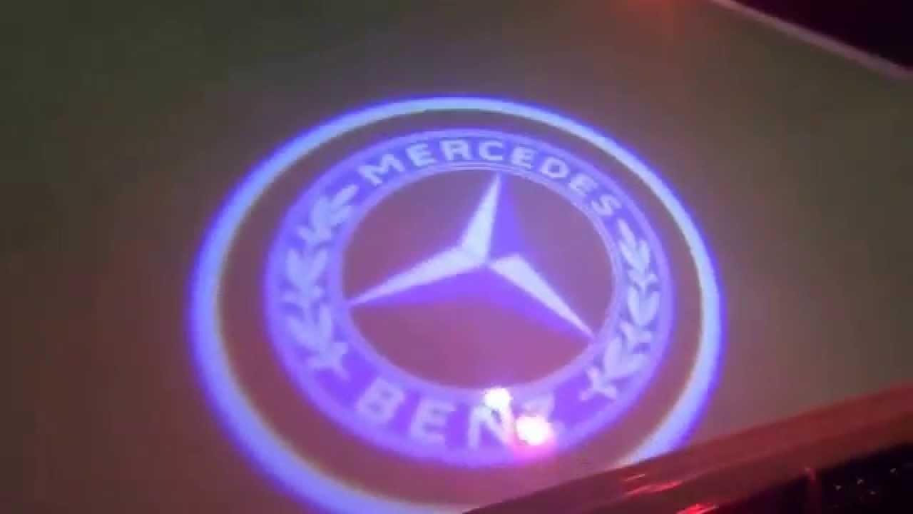 Mercedes Star Ground Effects Youtube
