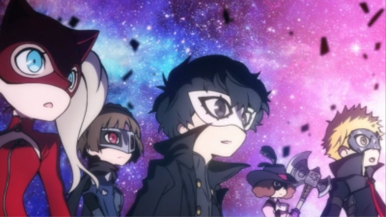 Persona Q2: Final Boss and Ending (English)