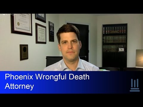Phoenix Wrongful Death Attorney - Personal Injury Lawyer Answers Online Questions