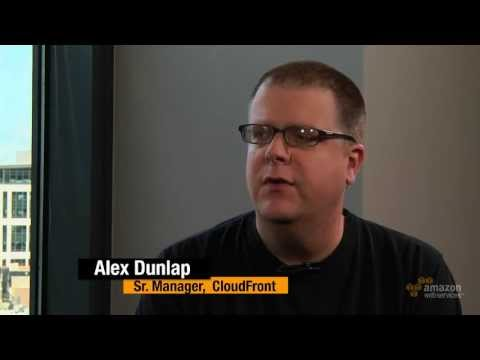 AWS Report with Alex Dunlap, AWS CloudFront