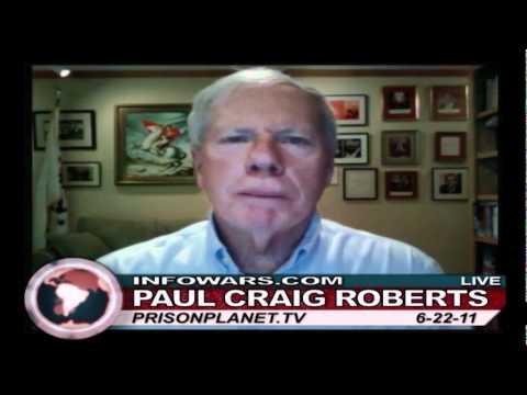 Paul Craig Roberts: Conspiracy Theory