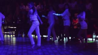 Латина соло, обучение девушек и женщин в Омске