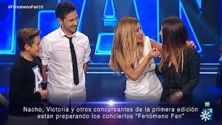 Fenómeno Fan (T2) | Victoria y Nacho sorprenden a David de María