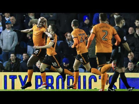 HIGHLIGHTS | Leeds United 0-3 Wolves