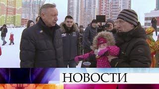 Исполняющий обязанности главы Санкт-Петербурга представил кандидатуры своих заместителей.