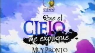 Promo Que el Cielo Me Explique