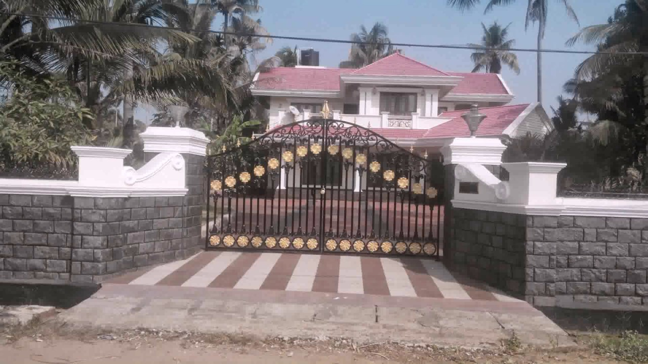 House Front Gate Design In India Youtube