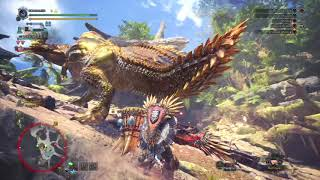 Monster Hunter World - 'Whoever Recommended This, Unsubscribe!' - (Tempered Devlijho vs. Gunlance)