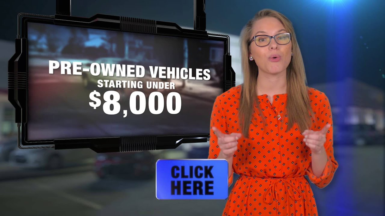 Used Cars Starting Under $8K At Bill Penney Toyota