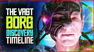 Star Trek Discovery: The Borg Paradox