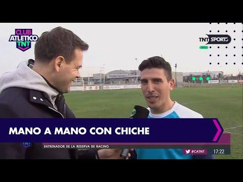 """Nota exclusiva con Carlos """"Chiche"""" Arano"""