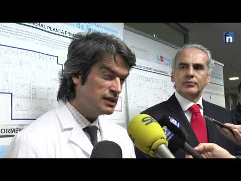 Nueva Unidad de Hemodinámica en Hospital de Fuenlabrada