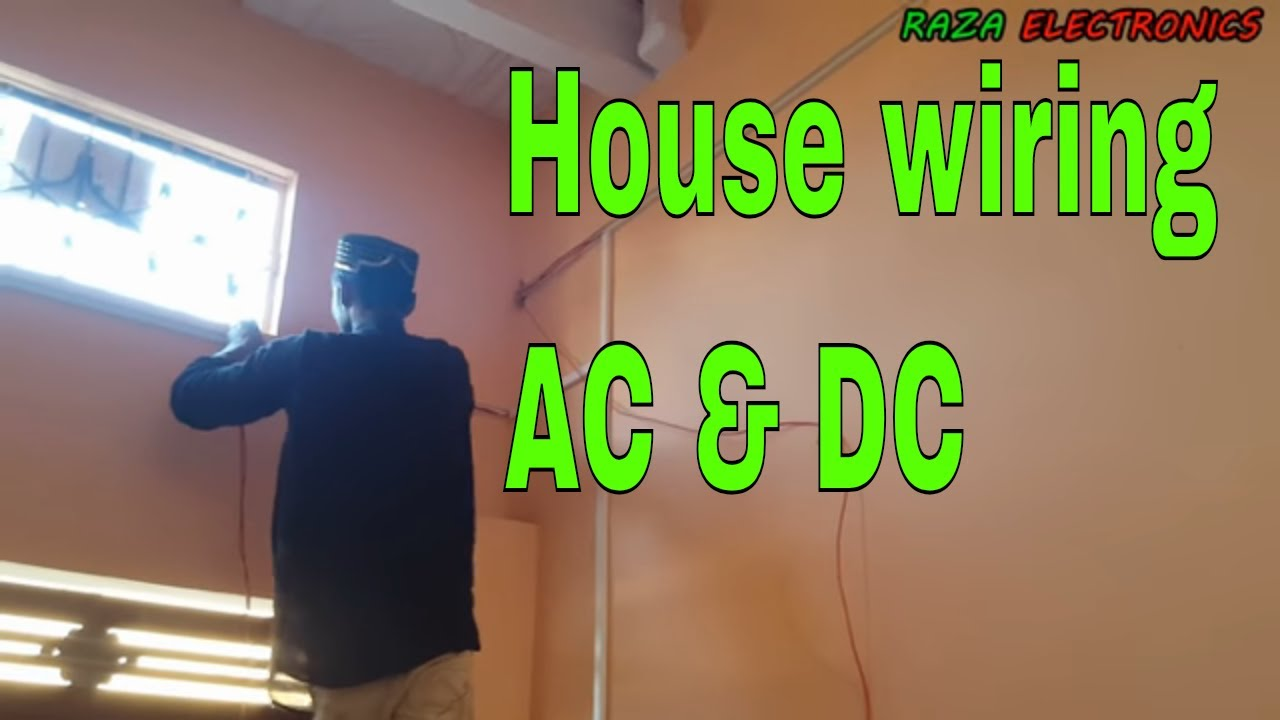 house wiring dc all wiring diagram DC Water Pump
