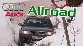 Audi Allroad Quattro 2.7 t biturbo V6 - Off road / Snow